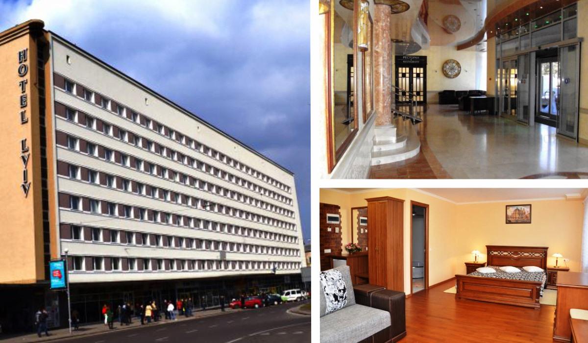 Lwow-hotel