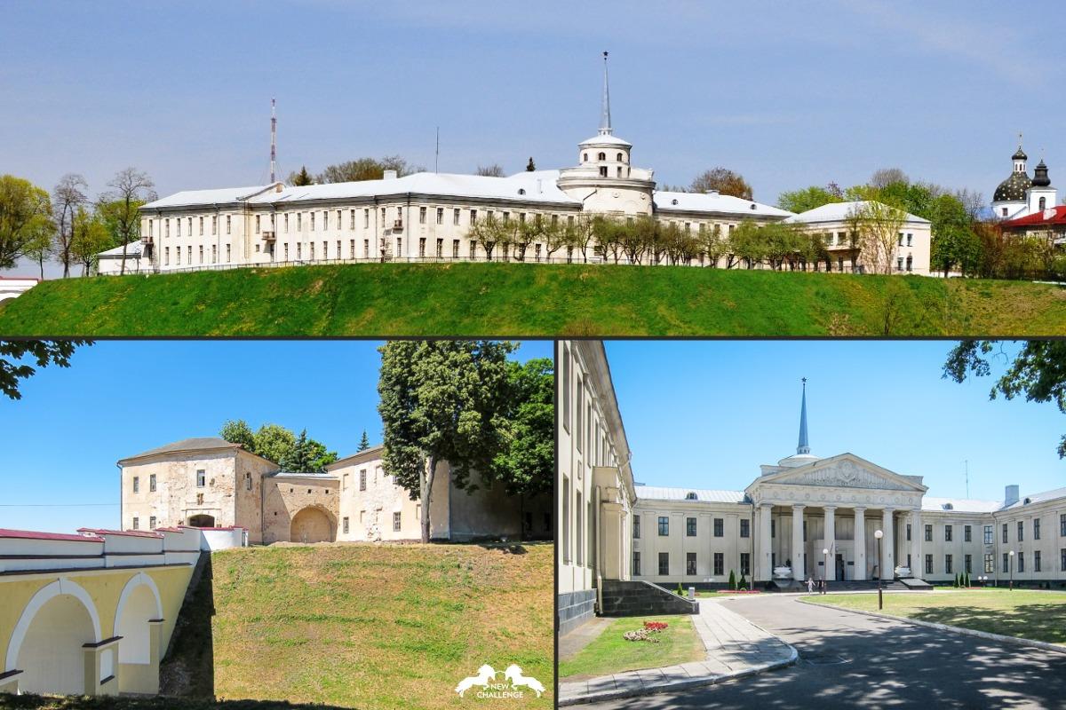 Grodno - Nowy i Stary Zamek