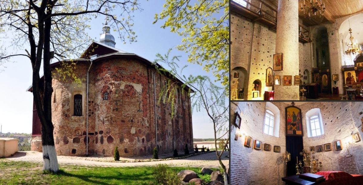Grodno - cerkew pw. Świętych Borysa i Gleba