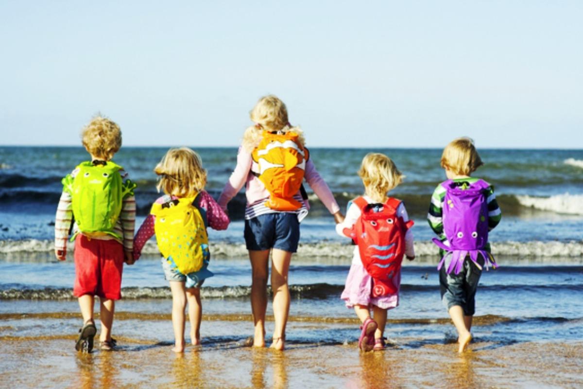 Jak spakować dziecko na wakacje – 4